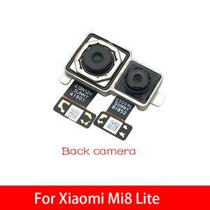 Image 2 - Módulo de cámara principal flexible para Xiaomi Mi 8 Mi8 Lite, piezas de repuesto