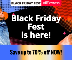 AliExpress Black Friday Deals