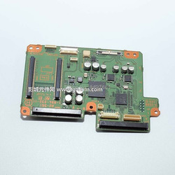 Mounted circuit board AU-361 repair parts for Sony PXW-X200 X200 Camcorder