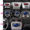 For Ford Focus S-Max Mondeo 9 GalaxyC-Max Car Radio Multimedia Video Player Navigation GPS Android 9 0 NO DVD  2din 2 din 2 5D flash sale