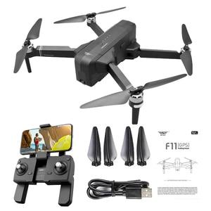 Image 5 - OTPRO mini Drone RC caméra, hélicoptère FPV, wifi 4K à cardan 3 axes, GPS, Drone RC quadrirotor RTF, en stock! VS X8 SE x8se