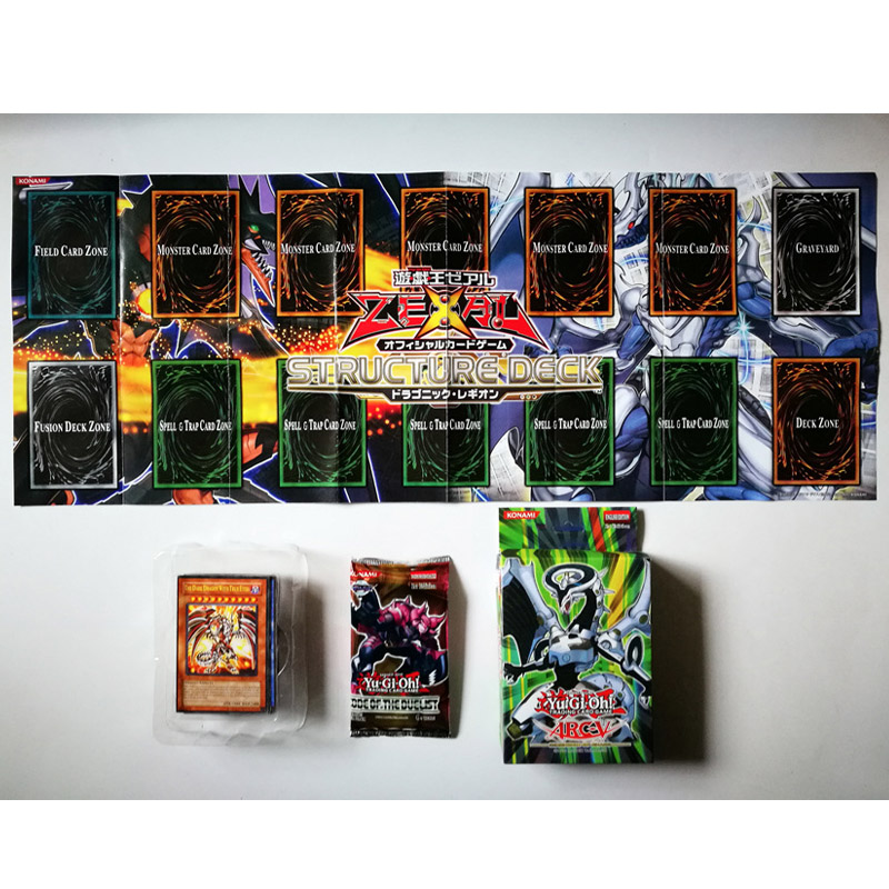 Japan Yu Gi Oh English TCG Board Game Card Yugioh OCG Collections Shining Cards For Children Christmas Gifts