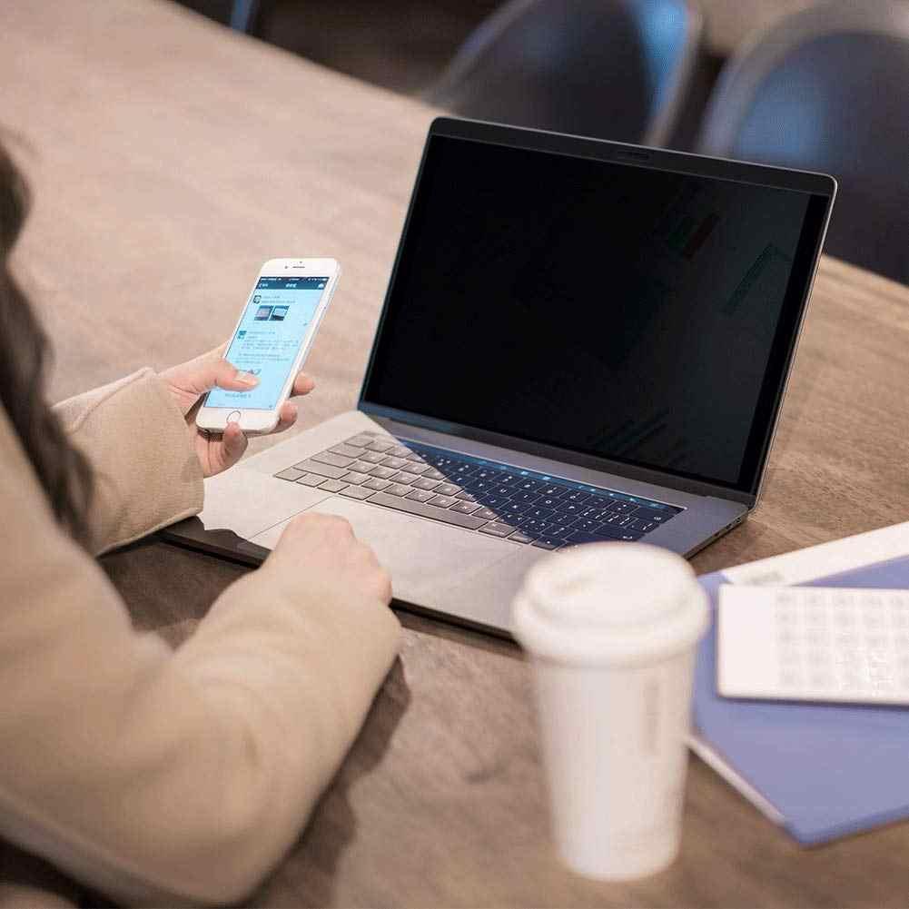 """Magnetische Privatsphäre Filter Bildschirme film mit Webcam Abdeckung Slider Für 2016/2017/2018/2019 Neue MacBook Pro 13, touch ID Air 13 """"A1932"""