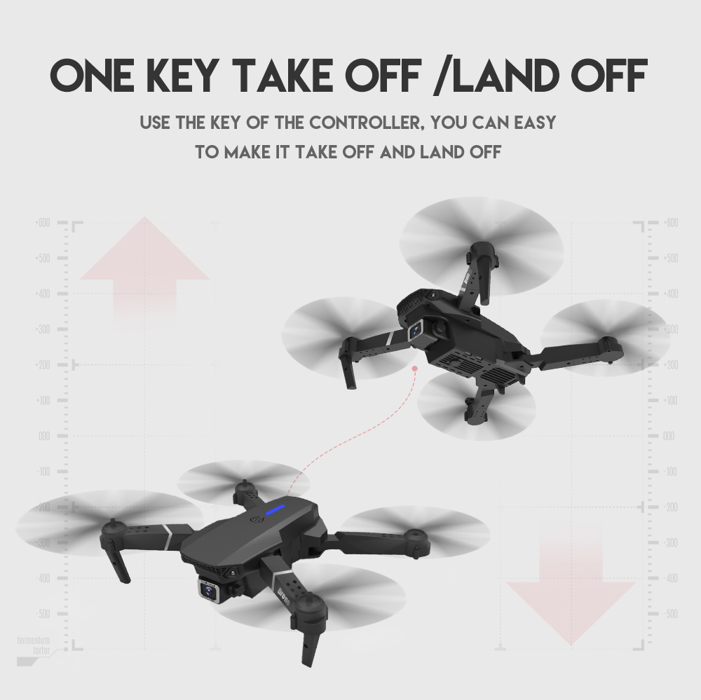 Ha14b17bfb8d449988b6674190816ef6cR - Mini Drone 4K Professional HD RC Dron Quadcopter with NO/1080P/4K Camera ufo Drones Flying Toys for Boys Teens Child Drone FPV