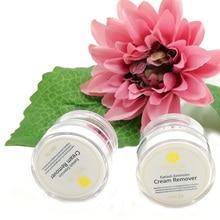 5g Eyelash Extension Glue Cream Remover Makeup Removers Tool False lash glue remover colle Individual Lash