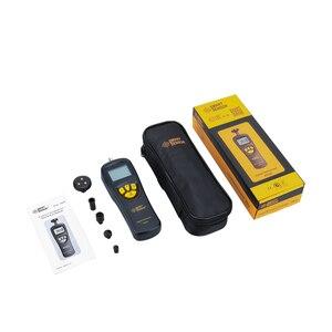 Image 5 - デジタルタコメータ接触モータータコメータrpmメーターデジタルタコスピードメーター0.05〜19999.9メートル/分0.5〜19999rpmスマートセンサーAR925