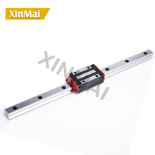 New 1pcs linear guide rail HGR15 600mm / 650mm 1pcs linear block carriage HGH15CA or HGW15CA slider CNC parts track 1pcs hiwin linear guide hgr25 l1000mm with 2pcs linear carriage hgh25ca cnc parts