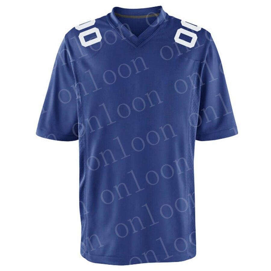 Game 2020 Men American Football New York Sport Fans Wear Saquon Barkley Michael Thomas Odell Beckham Jr Lawrence Taylor Jerseys