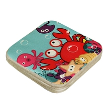 Chair Booster Cushion Seat Adjustable Baby Children Increased