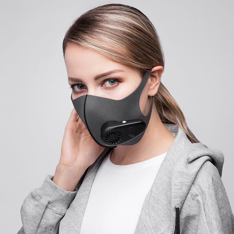 Recyclable Smart Electric Mask Anti-fog Anti-formaldehyde Protective Masks Face Mask Mascarilla Mascarillas Mascherine