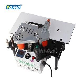 Image 5 - MY50 lavorazione del legno macchina bordatrice portatile in legno PVC Bordo Manuale Bander Doppio Lato Incollaggio 110V/220V 1200W