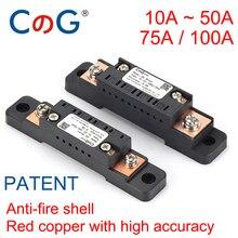 CG FL-2C 10A 15A 20A 30A 50A 75A 100A 75mV Digital Voltage DC Shunts Meter DC Analog