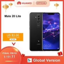 Global Version Huawei Mate 20 Lite 6.3 inch Mobile Phone EU