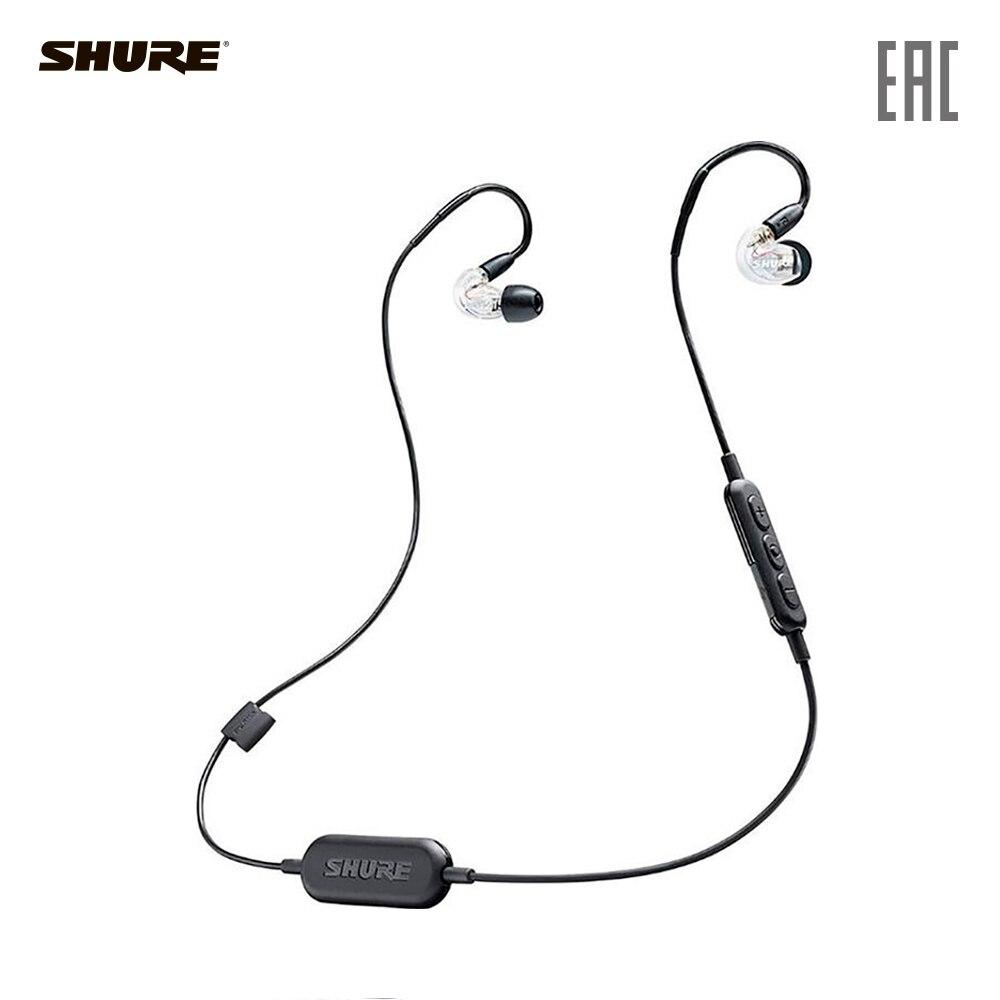 Earphones & Headphones SHURE SE215-CL-BT1-EFS Consumer Electronics Portable Audio Earphone Headphone headset for phone computer