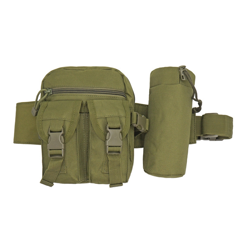 Outdoor Sports Pockets Outdoor Camping Hiking Cycling Pockets Multifunctional Kettle Storage Bag