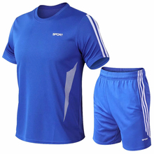 GYM Tshirt Short-Sleeve Sports-Suit Football-Basketball-Tennis Fitness Quick-Dry Child