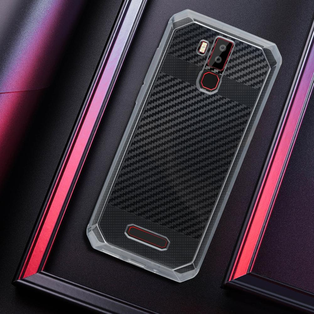 Full Protect Back Cover <font><b>Case</b></font> For <font><b>Oukitel</b></font> <font><b>K13</b></font> <font><b>Pro</b></font> Anti-knock TPU Silicone phone <font><b>cases</b></font> cover image