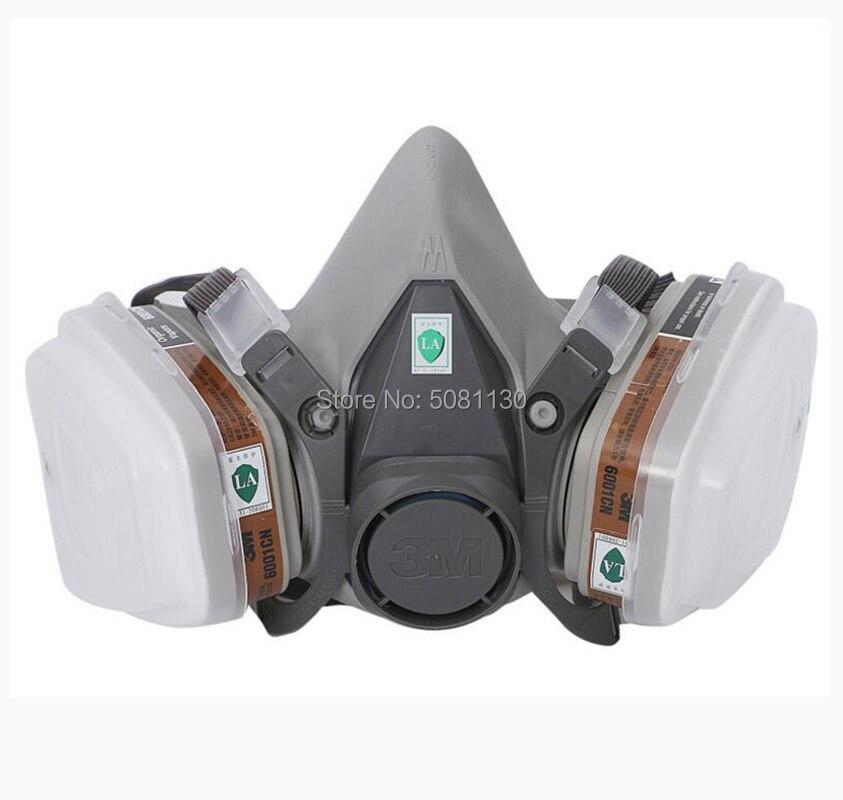 masque peinture respiratoire 3m