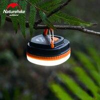 Nh mini luz da barraca à prova dwaterproof água lâmpada de acampamento led ao ar livre lâmpada de acampamento recarregável usb luz de emergência para casa|Iluminação de paisagem externa| |  -