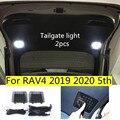 Для Toyota RAV4 2019 2020 5th светодиодный автомобиль хвост светильник багажник светильник багажника светодиодные лампы чемодан светильник