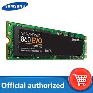 SAMSUNG SSD 860 EVO M.2 2280 SATA 1TB 500GB 250GB Internal Solid State Disk Hard Drive HDD M2 Laptop Desktop PC TLC PCLe M.2