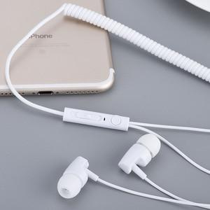 Проводные Игровые наушники 3,5 мм с микрофоном, Hi-Fi стерео музыкальные наушники для Android, IOS, Xiaomi, OPPO, Samsung