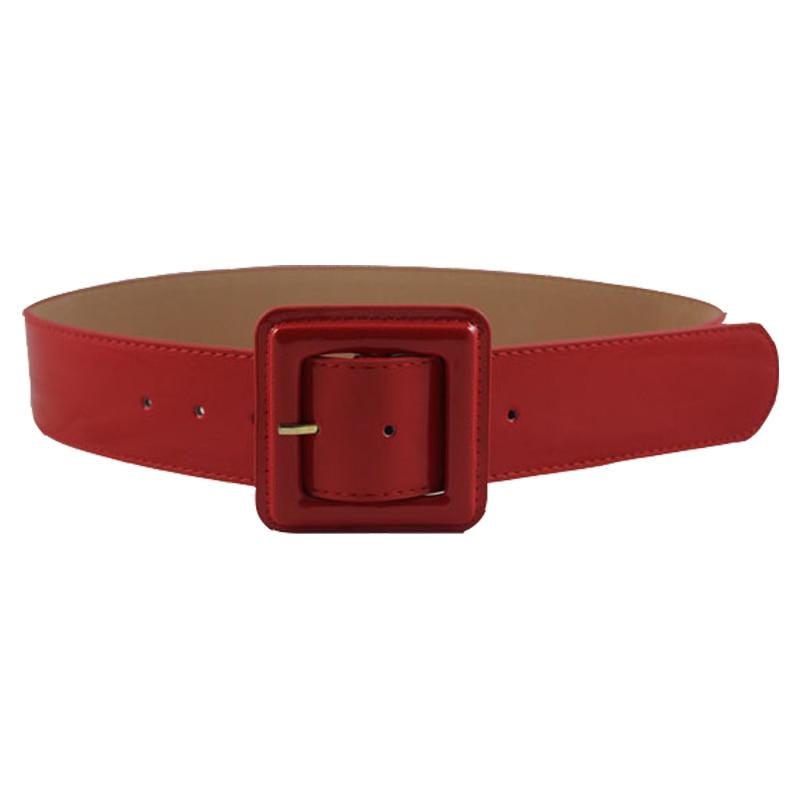 2020 Spring Elastic Corset Belt Stylish PU Belts For Women New Design Wide Belt Fashion Belt Trendy Female Solid Waistband ZK536