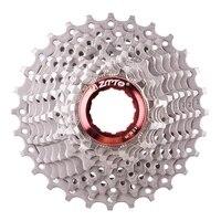 ABUO-ZTTO 도로 자전거 자전거 부품 11 속도 freewheel 카세트 스프로킷 11-28 t 호환 부품 105 5800 ut 6800 da 9100