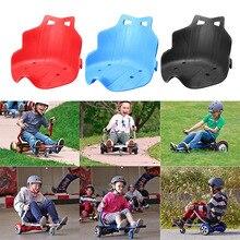 Идеальная замена легко установка прочный пластиковый сиденье для Kart ХОВЕРБОРДА части сиденья Высокое качество Замена аксессуары