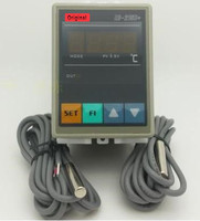 LC 215B Controller Solar Hot Water Circulation Pump Difference Controller Instrument With 2 Sensor Lines