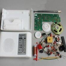 Portable FM AM Radio DIY Parts CF210SP Electronic Production