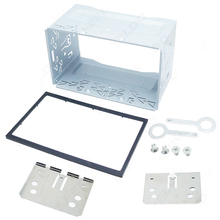 2Din Fittings Kit Radio Head Unit Installation Frame General 2Din Fittings Kit Automotive Radio Player Box
