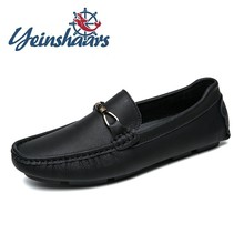 Shoes Mens Genuine Leather Male Loafers Driving Casual Shoes Flats Slip On Fashion Dress Wedding Lightweight Footwear Moccasins soft women shoes flats moccasins slip on loafers genuine leather ballet shoes fashion casual ladies shoes footwear