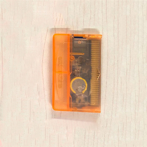Image 4 - New For EZ FLASH Omega for Nintend GBA Card Housing Shell Cover Orange Limited Version