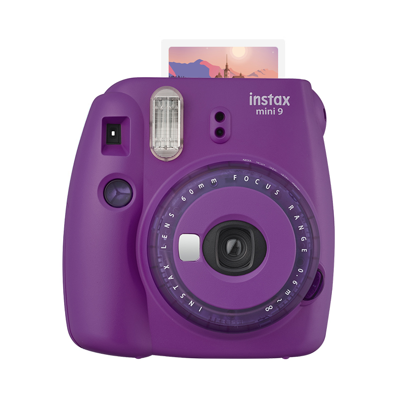 For Instax Mini9 An Imaging Camera Photo Printer Phase Machine, Mini8 Upgrade, Mini Pocket Printer Handheld Photo Printer