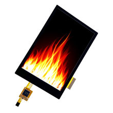 R61529 driver 45 pinos ips tela lcd mcu interface 320x480 resolução resistive painel de toque capacitivo com conector fpc 6pin