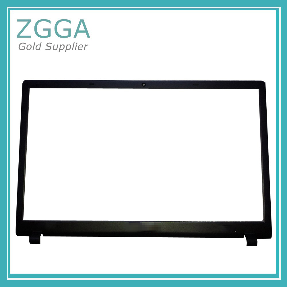 New LCD Front Bezel For Samsung NP550P5C 550P5C Screen Panel Base Shell Panel Digitizer Frame Bottom Lower Cover BA75-03755A image
