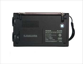 Радиоприемник TECSUN PL-330, FM/LW/SW/MW 2