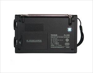 Image 2 - 2021 Tecsun PL 330 FM Radio portable LW/SW/MW Single Side Band All Band Radio Receiver with English Manual Newest Firmware 3305