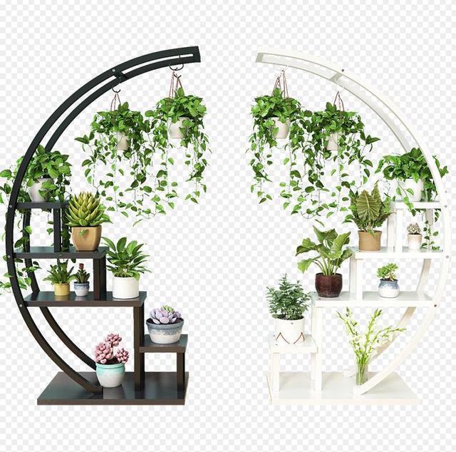 Купить новая бытовая цветочная полка для гостиной многоуровневая комнатная