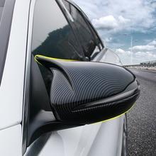 ABS cromado puerta lateral espejo retrovisor marco cubierta accesorio para coche para Mercedes Benz C W205 E W213 S clase W222 GLC X253