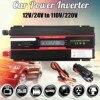 Car Inverter 12V 220V 6000W Peak solar Power inverter LCD Display DC 12/ 24V to AC 110V/220V Modified Sine Wave Converter 1