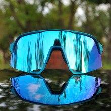 купить Brand New S3 Bike Cycling Glasses Outdoor Sports Cycling Goggles TR90 Peter Men Cycling Eyewear UV400 Sunglasses 3 Lens дешево