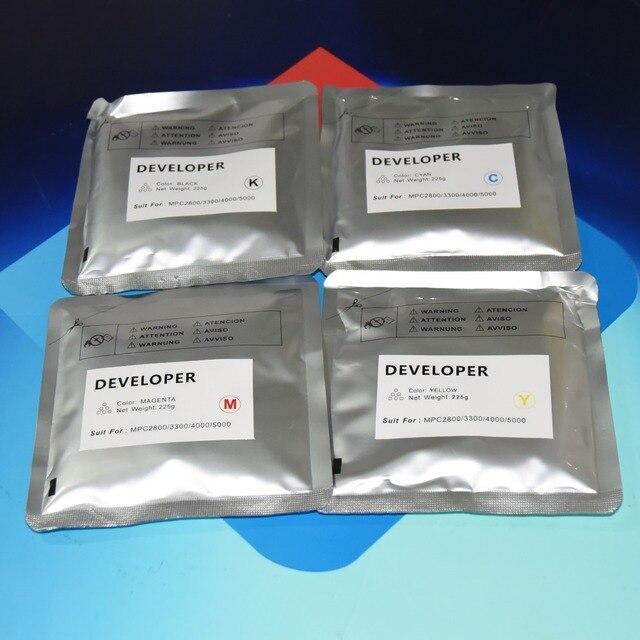 MPC4000 Ontwikkelaar Voor Ricoh Mp C2800 C3300 C4000 C5000 MPC2800 MPC3300 MPC5000 Copier Onderdelen