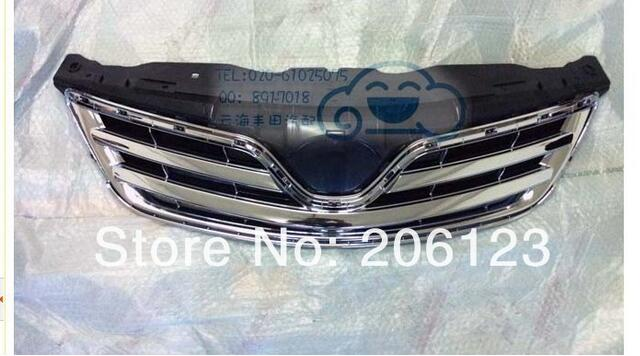 Передние гоночные грили для Toyota Corolla 2011 2012