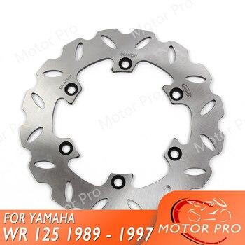 WR125 YZ125 Rear Brake Disc FOR YAMAHA WR 125 1989 1990 1991-1993 1994 1995 1996 1997 YZ 125 Motorcycle Brake Disk Rotor