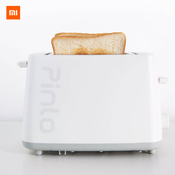 Xiaomi Pinlo Toaster Fast Heating Double-sided Double-slot Active Grill Defrosting Heating Dual Function For Smart Home 1