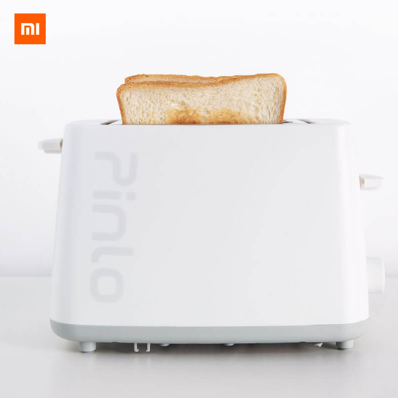 Xiaomi Pinlo Toaster Fast Heating Double-sided Double-slot Active Grill Defrosting Heating Dual Function For Smart Home