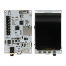 TTGO ESP32 Tm Music Albums 2.4 Inch TFT PCM5102A SD WiFi Module Bluetooth Development Board ttgo camera ov7670 1 8 tft display module esp32 development board kit