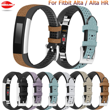 For Fitbit Alta smart watch new fashion classic belt replacement strap For Fitbit Alta HR sports wristband accessories watchband cool denim chain strap for fitbit alta smart watch frontier classic bracelet for fitbit alta hr trend wristband accessories